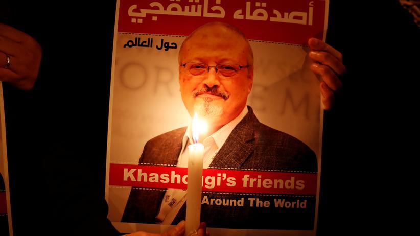 Saudi-Arabien: Donald Trump lässt Frist für Khashoggi-Bericht verstreichen
