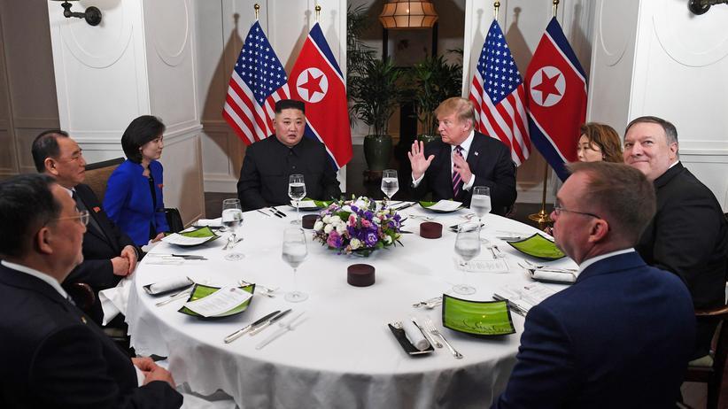 Nordkorea-Gipfel: Zwei unter Zugzwang