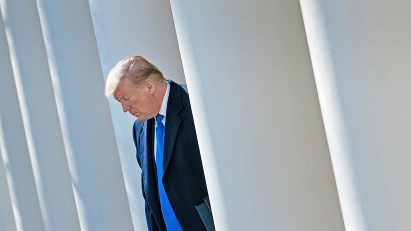 Donald Trump: US-Präsident Donald Trump