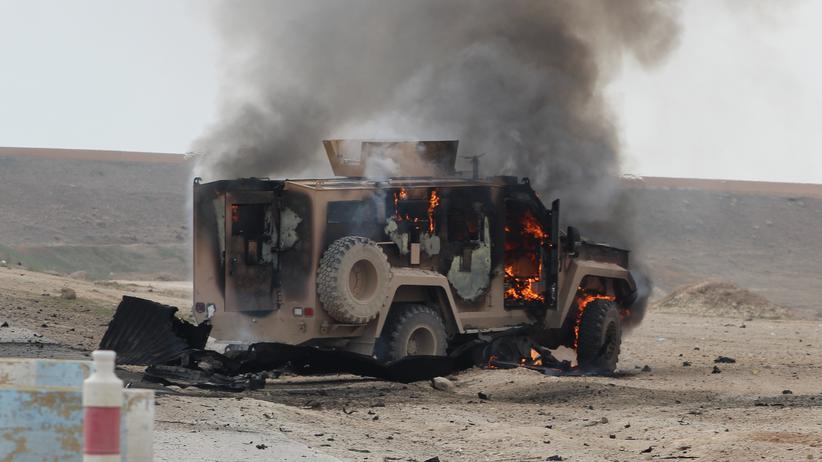 Syrien: Politiker von Union und FDP wollen deutsche IS-Kämpfer zurückholen