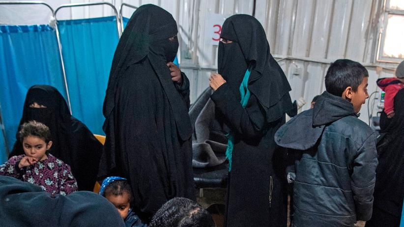 """""""Islamischer Staat"""": Territorium des IS auf unter ein Prozent geschrumpft"""
