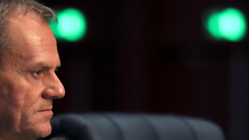 "EU-Austritt: Donald Tusk hält Verschiebung des Brexits für ""vernünftige Lösung"""