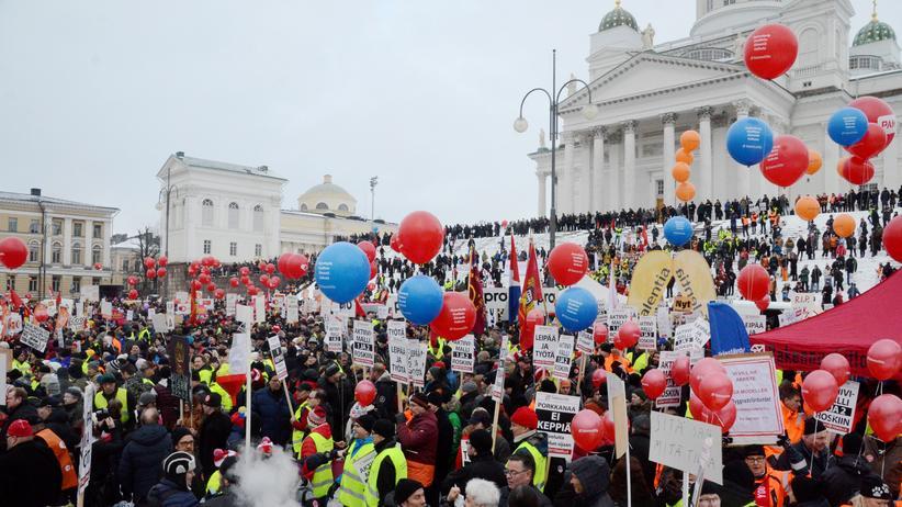 Finnland: Test zum Grundeinkommen zeigt keine Wirkung auf den Arbeitsmarkt
