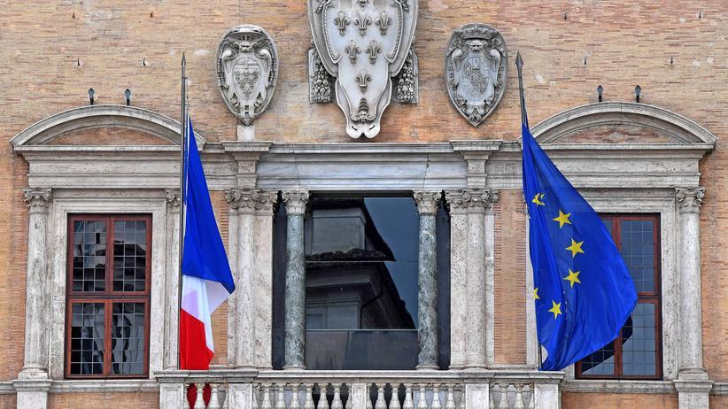 Streit um Gelbwesten: Frankreich ruft Botschafter aus Italien zurück
