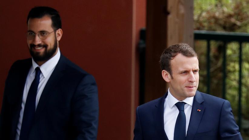 Frankreich: Untersuchungsausschuss fordert Ermittlungen gegen Macron-Vertraute