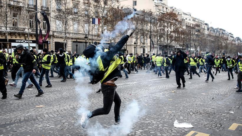 Gelbwesten in Frankreich: Gelbwesten in Frankreich
