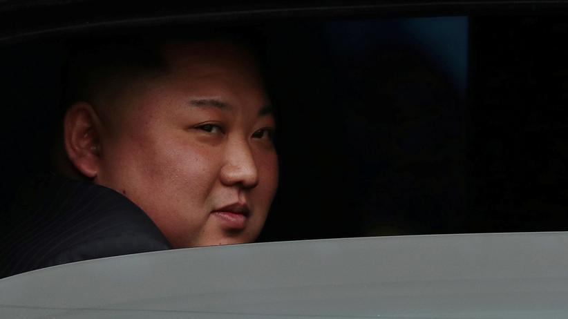 Vietnam: Kim Jong Un trifft für Gipfel mit Donald Trump in Hanoi ein