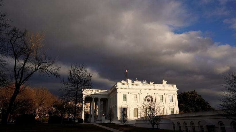 USA: Das Weiße Haus in Washington