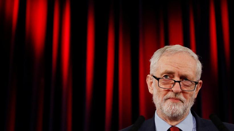 Brexit: Jeremy Corbyn nennt Bedingungen für Brexit-Zustimmung