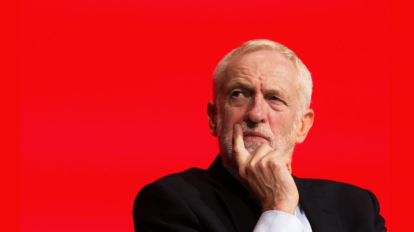 Labour: Oh, Jeremy Corbyn