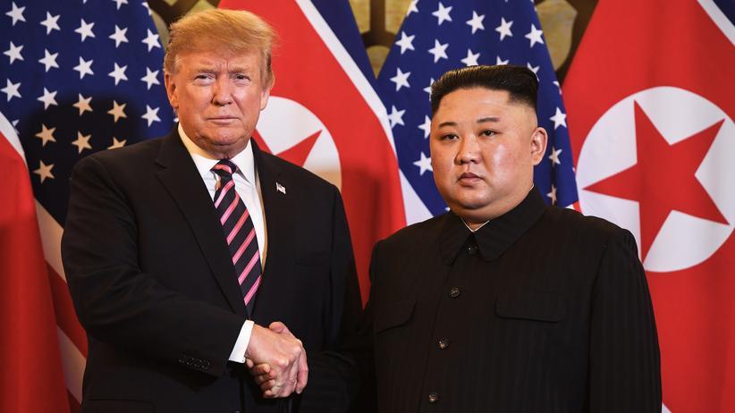 Vietnam: Trump und Kim wecken hohe Erwartungen an Gipfeltreffen
