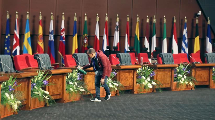 Scharm el Scheich: Europäische Union und Arabische Liga betonen Gemeinsamkeiten