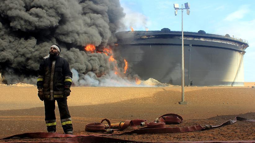 "Libyen: ""Ob sie Benzin oder Menschen schmuggeln, ist ihnen egal"""