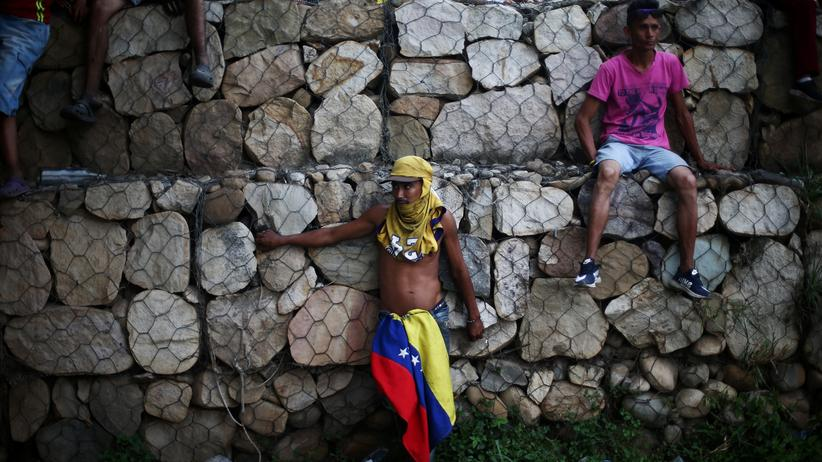 Venezuela: Mike Pence will Juan Guaidó treffen