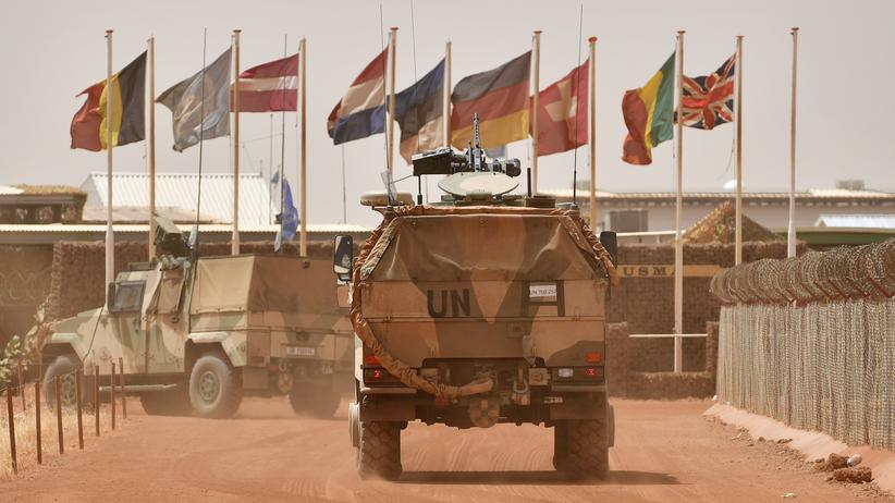 Mali: Zwei Tote bei Angriff auf EU-Ausbildungscamp