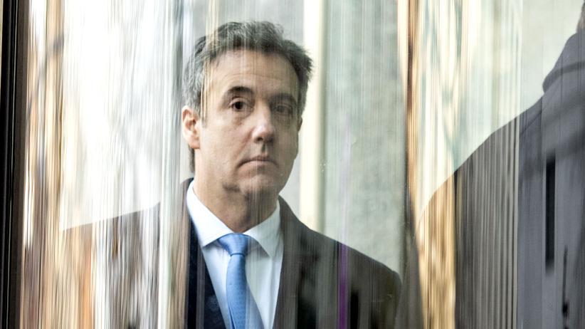 Michael Cohen: Michael Cohen, ehemaliger Anwalt des US-Präsidenten