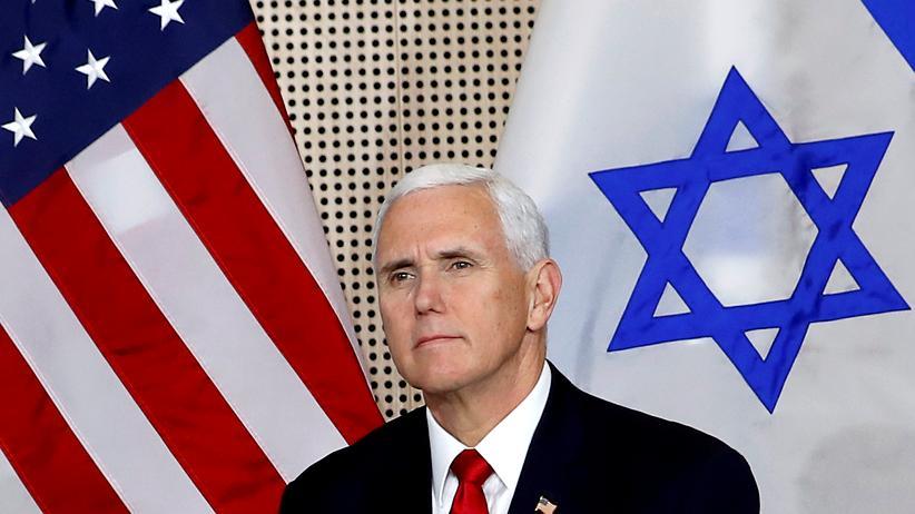 Nahostkonferenz: USA drängen Europa zu Ausstieg aus Iran-Abkommen