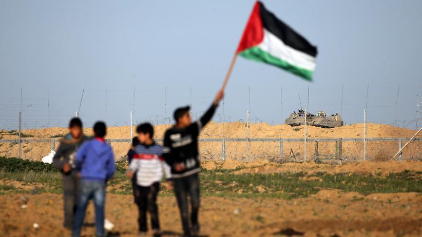 Nahostkonflikt: Israel blockiert Millionensumme für Palästinenser