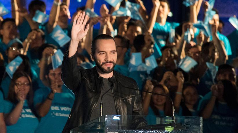 El Salvador: Nayib Bukele gewinnt Präsidentschaftswahl in El Salvador