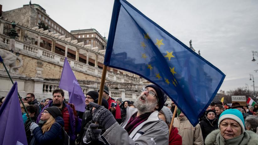 Osteuropa: Der Zerfall beginnt im Osten Europas