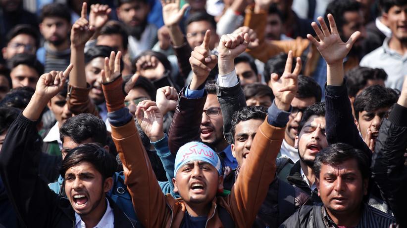 Kaschmir-Konflikt: Pakistan sieht Mitschuld der USA