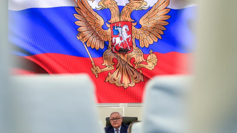 New-Start-Vertrag: Russland sieht weiteren Atomwaffenvertrag mit USA in Gefahr