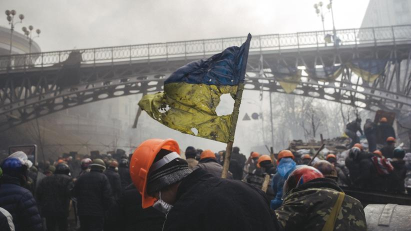 Maidan-Proteste : Culture of Confrontation