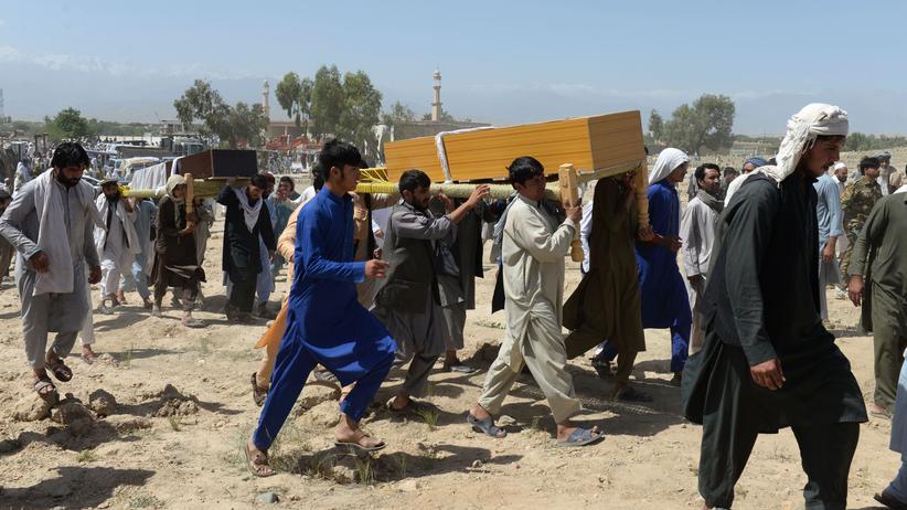 UN-Bericht: Zahl der zivilen Todesopfer in Afghanistan erreicht Höchststand