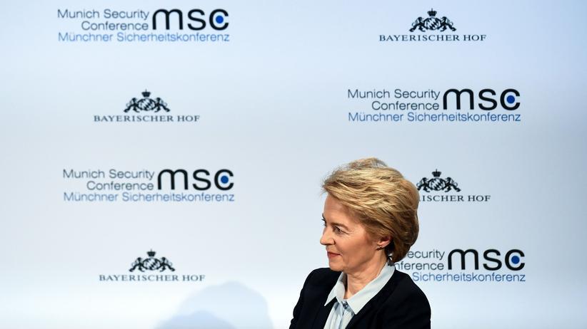 Münchner Sicherheitskonferenz: Läuft nicht bei der Nato