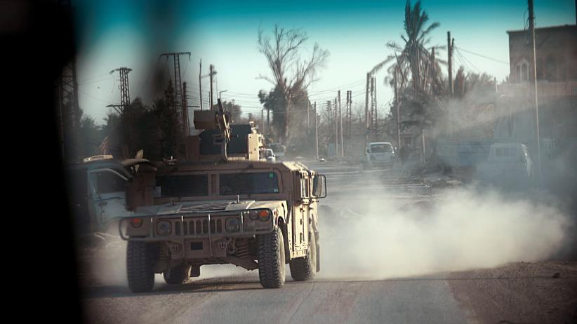 US-Verteidigungsministerium: Pentagon warnt vor Wiedererstarken des IS