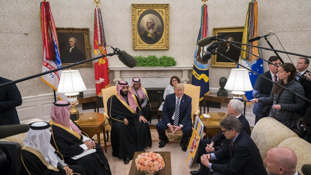 Demokraten lassen Atomkraftgeschäfte mit Saudi-Arabien prüfen