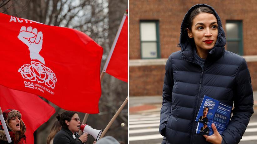 USA: Ein roter Geist erwacht
