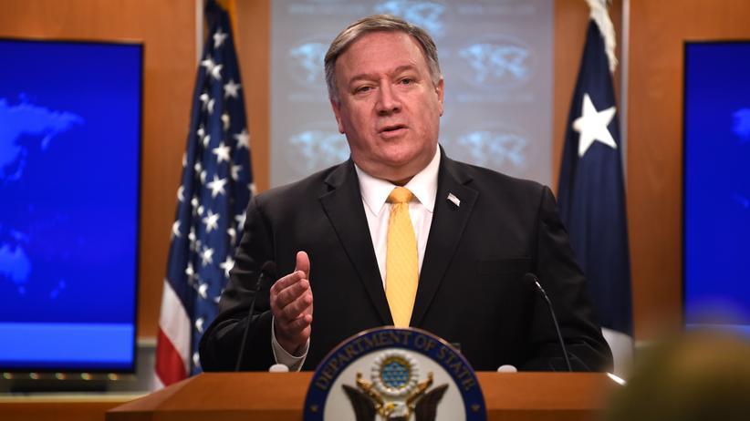 Atomare Abrüstung: USA steigen aus INF-Vertrag aus
