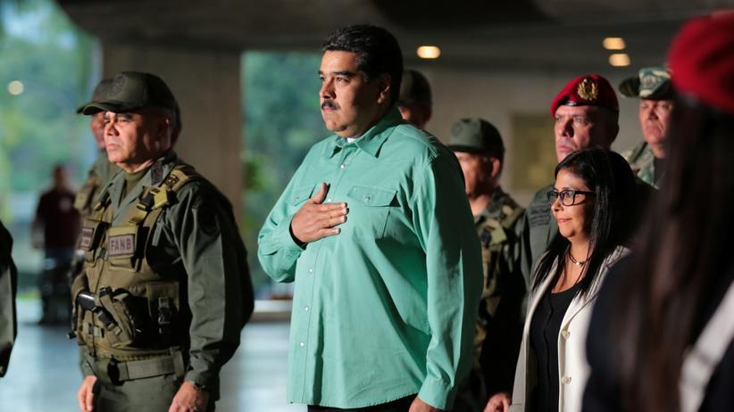 Hilfslieferungen: Venezuela schließt Grenze zu Brasilien