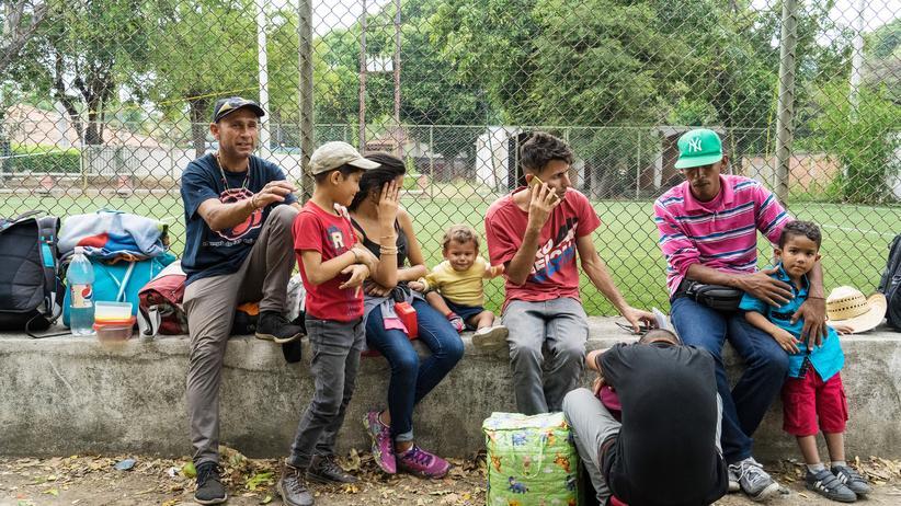 Kolumbien: Bloß nicht zurück nach Caracas