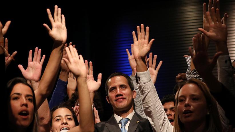 Venezuela: Juan Guaidó ruft zu weiteren Massenprotesten auf
