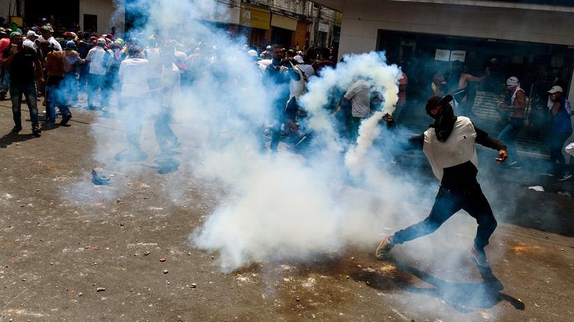Venezuela: Wer verfolgt welche Interessen mit den Hilfslieferungen?