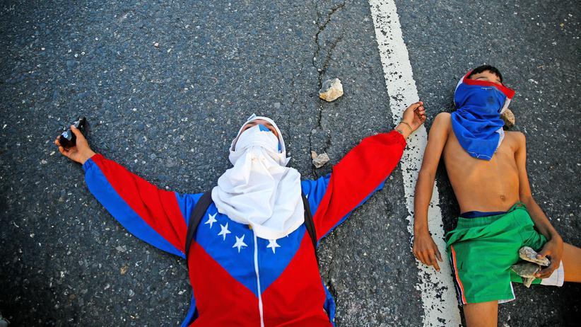 Venezuela: Fünf Zahlen, die die venezolanische Krise erklären