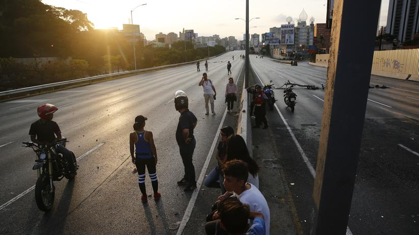Venezuela: Einmischen oder nicht?