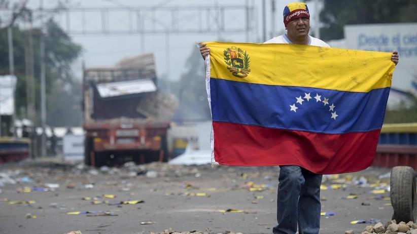 Venezuela : UN-Kommissarin verurteilt Gewalt gegen Demonstranten