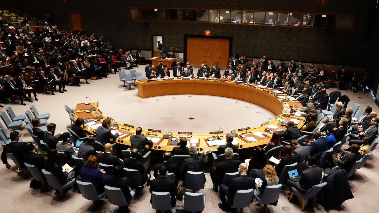 Vereinte Nationen: USA und Russland planen UN-Resolutionen zu Venezuela