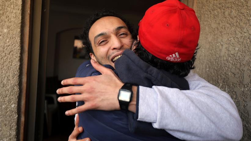 Ägypten: Fotojournalist Abu Seid aus ägyptischer Haft entlassen