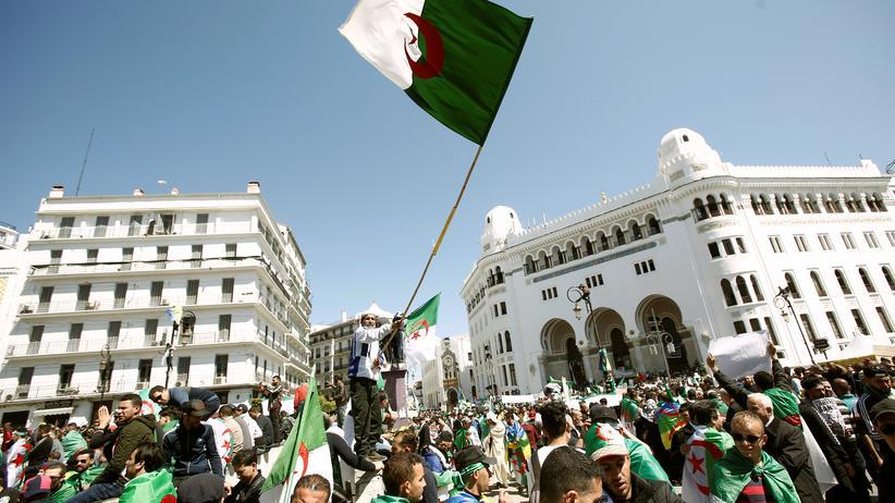 Algerien: Erneut Proteste gegen Abdelaziz Bouteflika