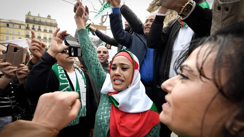 Algerien: Abdelaziz Bouteflika will zum fünften Mal Präsident werden