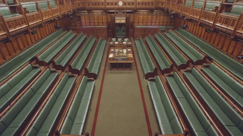 Britisches Unterhaus: Die Strippenzieher