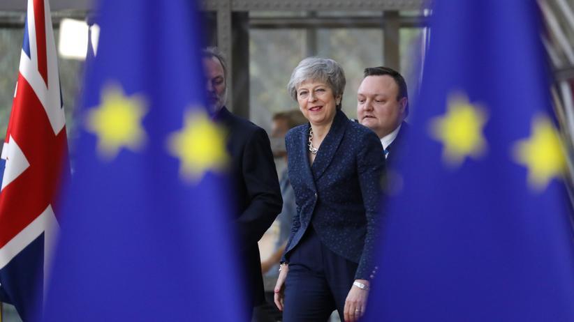Brexit: Gummiband-Diplomatie