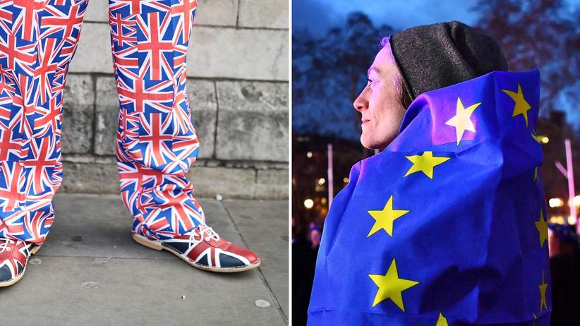 Brexit: Man wird ja wohl noch mal fragen dürfen