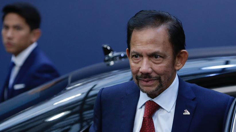 Todesstrafe: Homosexuellen droht in Brunei die Steinigung