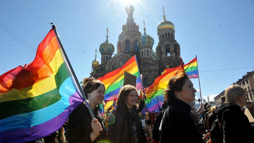 Diskriminierung: Europarat kritisiert Russland wegen homophober Aussagen
