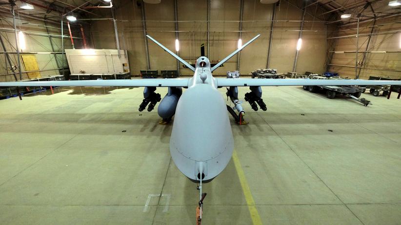 Weißes Haus: Donald Trump schränkt Transparenz zu Drohnenangriffen ein